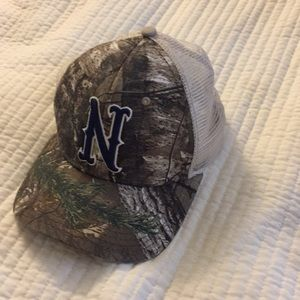 Other - University of Nevada camo Trucker hat